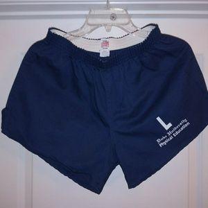 Vintage Duke University PE Shorts